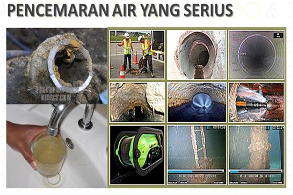 pencemaran-air-yang-serius-paip kotor1