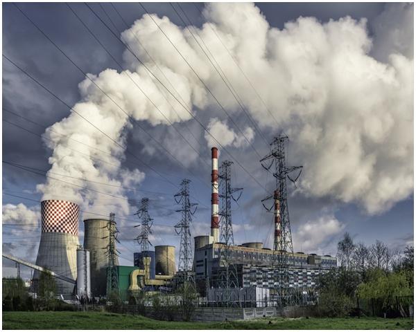 pencemaran udara-asap kilang1